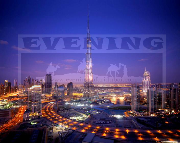 Evening Safari Dubai